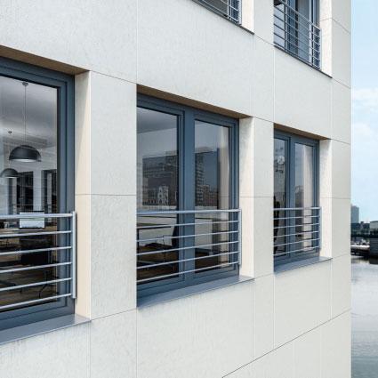 Balkon francuski – stal szlachetna